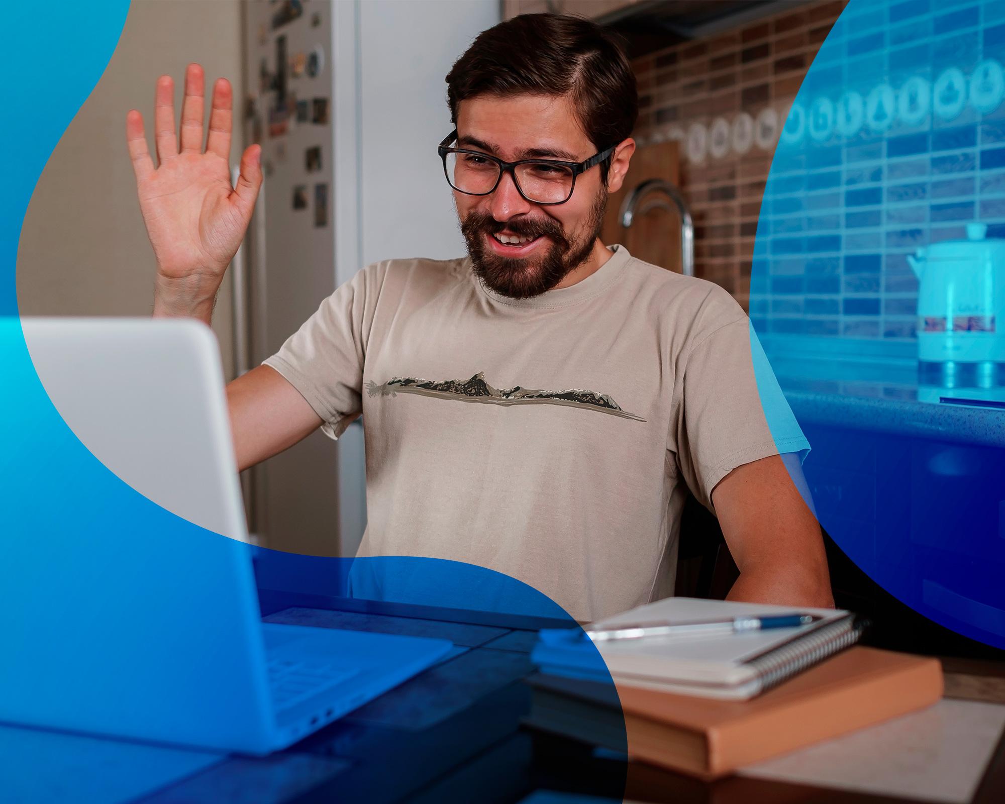 Logra una comunicación asertiva trabajando desde casa